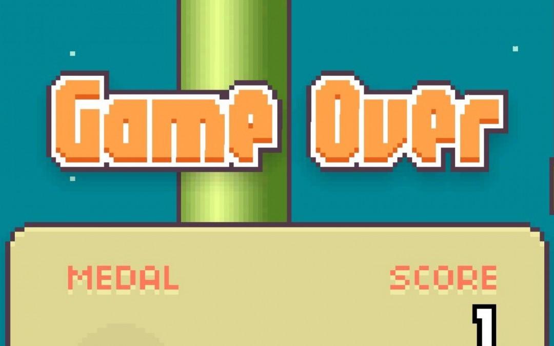 Príbeh Flappy Bird a koľko peňazí je dosť peňazí?