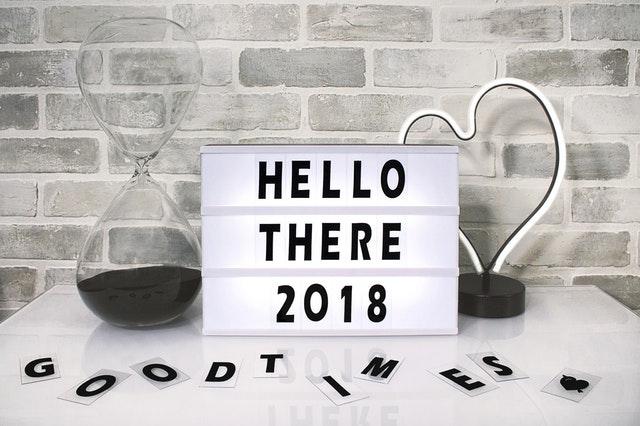 Zhrnutie roka 2018